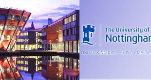 Scholarships for 2021 Developing Solutions are available for the University of Nottingham UK on this page. These Developing Solutions the University of Nottingham UK announced the Scholarship for The candidates must already hold an opportunity to begin a full-time master's degree program, which comprises MRes at Nottingham for September 2021. Almost 105 scholarships are granted to candidates. Approximately 30 scholarships will cover 100% tuition fee while almost 75 scholarships will cover 50% of the tuition fees. The Scholarships are granted to start a full-time master degree program, The University of Nottingham has an extensive scholarship portfolio for international students which aim to reward excellence and promote diversity among our student body. The applications for admission to study at Nottingham must be received at least six weeks before the scholarship closing date to enable the time for our Admissions office to process the application as well as confirm the candidate's offer, before the candidate can apply for the scholarship. Already hold an offer to start a full-time masters degree program including MRes, at Nottingham for September 2021 in an area of study within the Faculty of Engineering, Faculty of Medicine & Health Sciences, Faculty of Science, School of Geography – courses related to the area of Environment, Institute for Science & Society – courses related to the area of Science, Business School – courses allied to Operations Management, School of Law – MSc Law and Environmental Science. You must visit here to see the about more scholarship of all Universities.