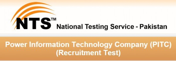 NTS Test 2021 Result Answer Key Roll Number Slips of Power Information Technology Company PITC