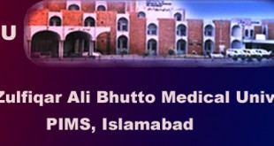 Pakistan Institute of Medical Sciences Gilgit Baltistan Admission 2021