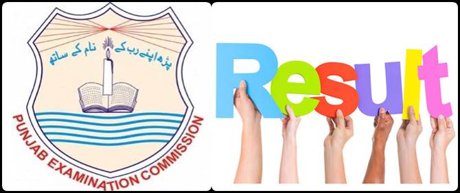 Get PEC 5th Class Result 2021 by Entering Roll No or Name