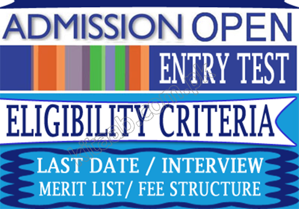 HiTec University Taxila BS MS PhD Programs Admission 2021 Online Application Form Submission Last Date