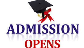 admission open 2021